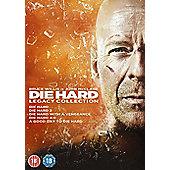 Die Hard Collection 1-5 DVD