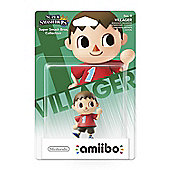 amiibo Villager - Super Smash Bros. Collection