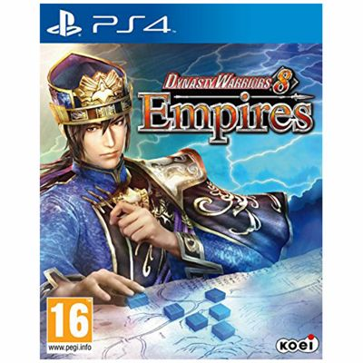 Dynasty Warriors 8 Empires (PS4 )