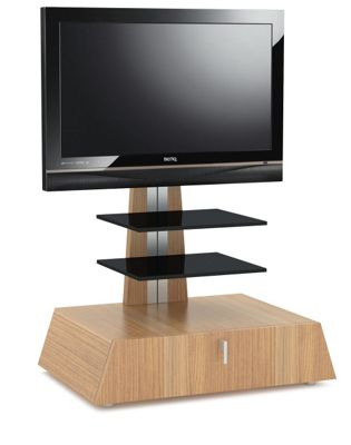UK-CF Gloss Black TV Cabinet for up to 50 inch
