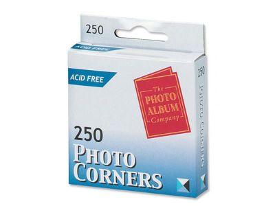 The Photo Album Company PC250 Photo Corners