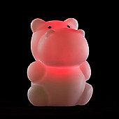 Celeste & Moon Night Light - Hippo