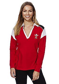 WRU Welsh Rugby Shirt - Red
