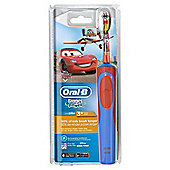 Oral-B Stages Vitality Electric Kids Toothbrush - Disney Cars