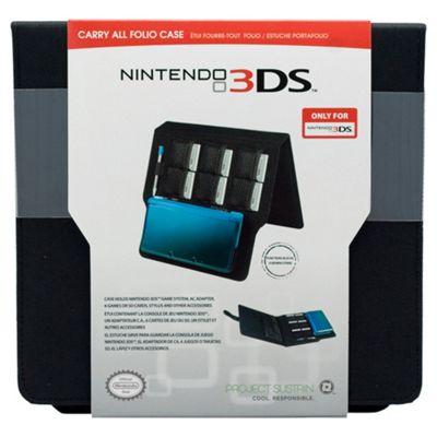 Nintendo 3DS Folio Case