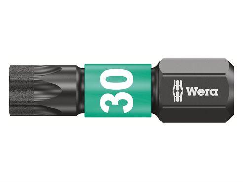 Wera Bit-Box 15 Impaktor TX30 x 25mm 15 Piece