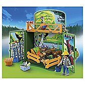 Playmobil 6158 My Secret Forest Animals Play Box