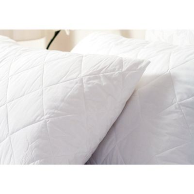 Belledorm Superior Quilted Anti-Allergy Pillow Protector - 50x90cm