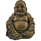 Bulging Buddha