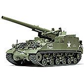 TAMIYA 35351 155mm Self-Propelled Gun 155mm M40 1:35 Military Model Kit