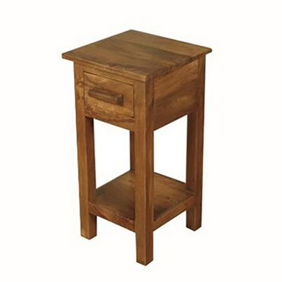 Golant Rosewood Low Telephone Table - Rosewood