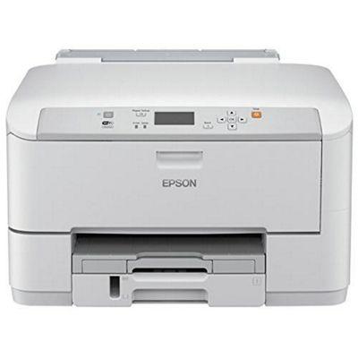 Epson WorkForce Pro WF-M5190DW Inkjet Printer - Monochrome - 1200 x 2400 dpi Print - Plain Paper Print - Desktop