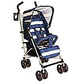 My Babiie Billie Faiers MB01 Stroller (Blue Stripes)