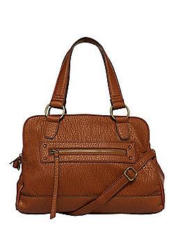 F&F Grained Bowling Bag