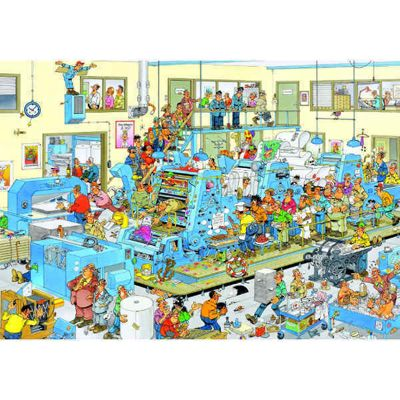 The Printing Office - 3000pc Puzzle