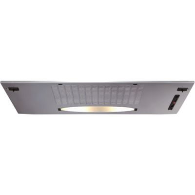 CDA CCA7 70cm Under Canopy Cooker Hood Extractor Fan In Silver