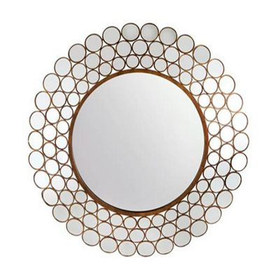 Bluebell Round Wall Mirror