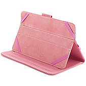 "NGS Tablet case for Galaxy Note 8"" Tab 7"" Google Nexus iPad Mini - Pink"