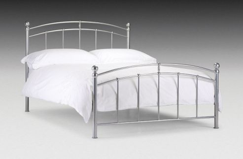 Julian Bowen Chatsworth Bed Frame - Double (4' 6