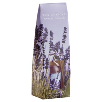 Wax Lyrical Made In England 50Ml Reed Disfuser Lavender