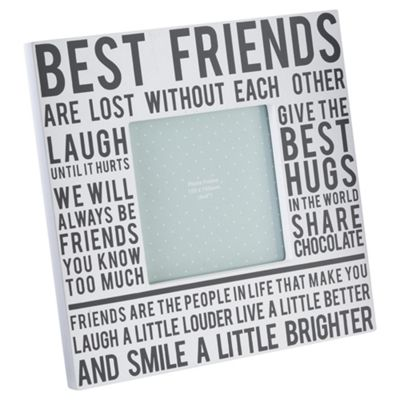Buy Best Friends Frame 4 x 4\