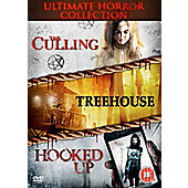 Halloween Boxset (Culling, Treehouse, Hooked Up) DVD