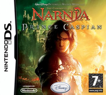 The Chronicles of Narnia - Prince Caspian - NintendoDS
