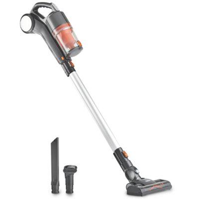 buy vonhaus cordless stick vacuum cleaner 22 2v 2 in 1 upright handheld bagless rechargeable. Black Bedroom Furniture Sets. Home Design Ideas