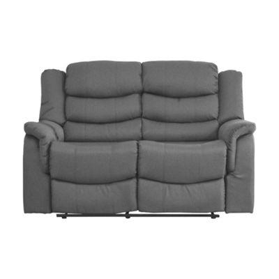 Sofa Collection Madison Fabric 2 Seat Sofa - Light Grey