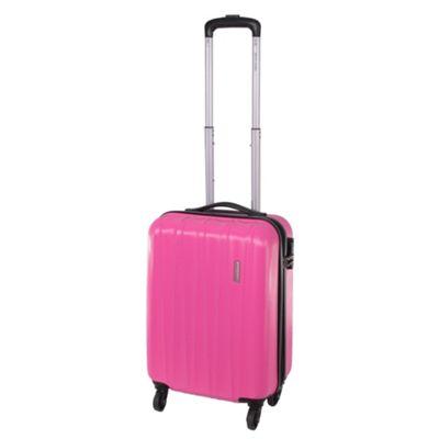 Pierre Cardin Ria ABS Onboard Case - Pink