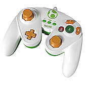 Super Smash Bros Wired Fight Pad Yoshi