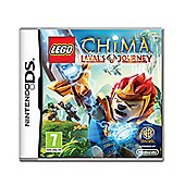 Lego Legends Of Chima: Lavals Journey - NintendoDS