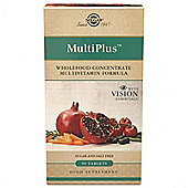 Solgar MultiPlus with Vision Essentials Tablets 90