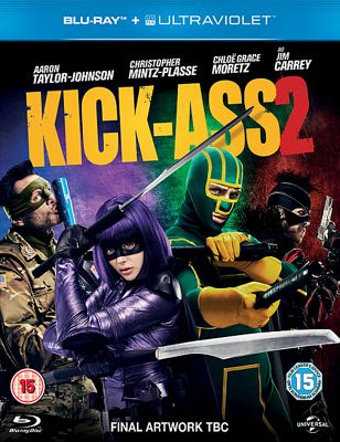Kick-Ass 2 - Blu-Ray