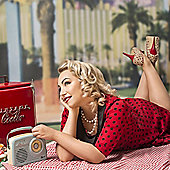 50s Pin Up Makeover and Photoshoot
