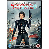 Resident Evil: Retribution [DVD] [2012]
