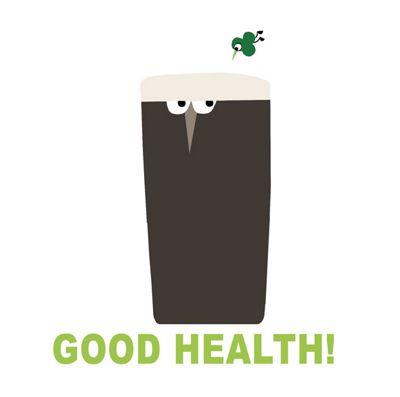 Holy Mackerel Greetings Card- Good Health