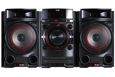 LG CM4330 Micro HiFi System 160w