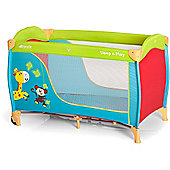 Hauck Sleep n Go Travel Bed (Jungle Fun)