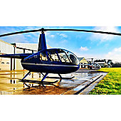 Tactical Helicopter Flying Lesson - Weekends