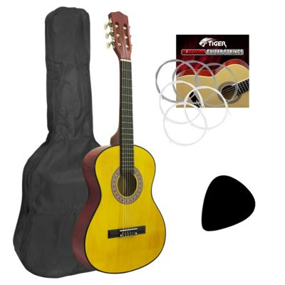 Childrens Classical Guitar - Kids Pack 1/2 Size by Mad About
