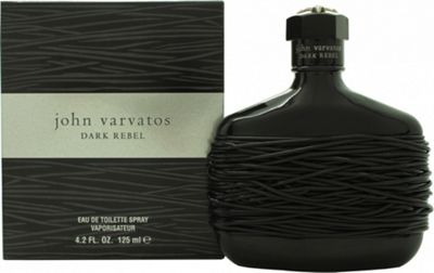 John Varvatos Dark Rebel Eau de Toilette (EDT) 125ml Spray For Men