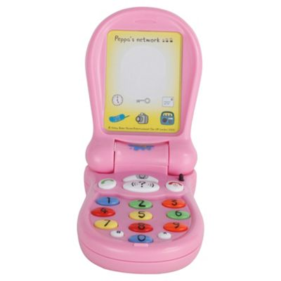 Peppa's Flip & Learn Phone
