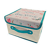 Country Club Sewing & Craft Box, Beautiful Things Green