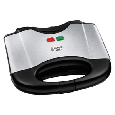 Russell Hobbs 19520 2 Slice Sandwich Toaster - Silver