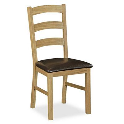 Lanner Oak Dining Chair