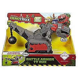DinoTrux Battle Armor TY Rux