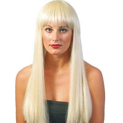 Smiffy's - Beauty Long Wig - Blonde