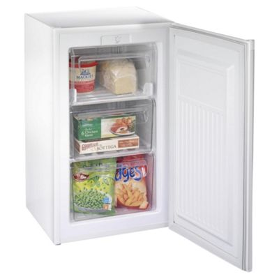 Fridgemaster MUZ4965 65L Undercounter freezer,Energy Rating A+,Width 50cm. White