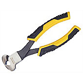 Stanley End Cutter Pliers Control Grip 150mm (6in)